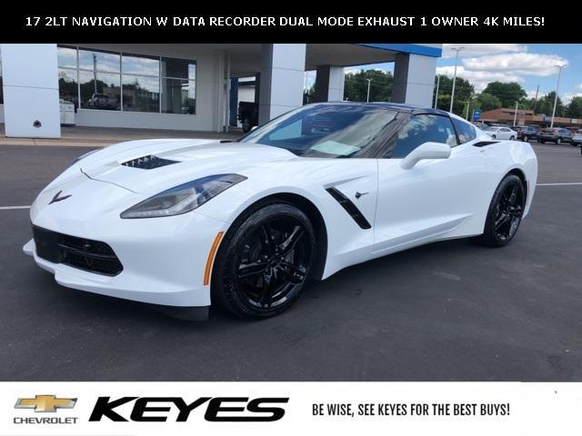 2017 Chevrolet Corvette Vehicle Photo in Menomonie, WI 54751