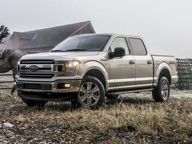 2018 Ford F-150 Vehicle Photo in BURTON, OH 44021-9417