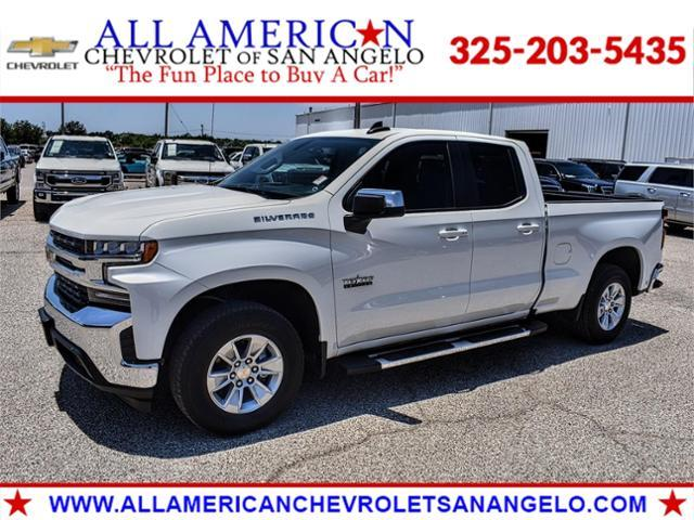 2020 Chevrolet Silverado 1500 Vehicle Photo in SAN ANGELO, TX 76903-5798