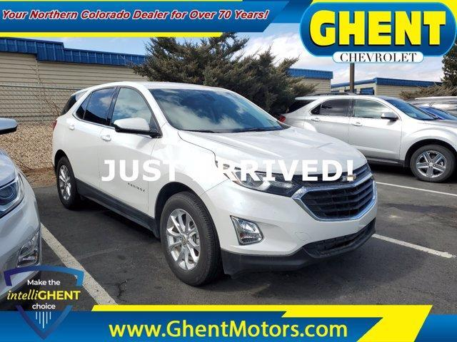 2020 Chevrolet Equinox Vehicle Photo in GREELEY, CO 80634-4125