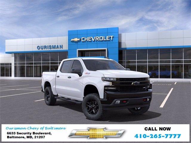 2021 Chevrolet Silverado 1500 Vehicle Photo in BALTIMORE, MD 21207-4000