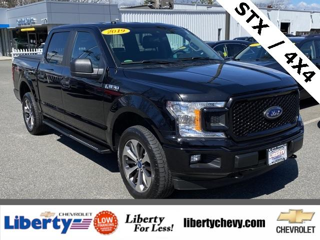 2019 Ford F-150 Vehicle Photo in Wakefield, MA 01880