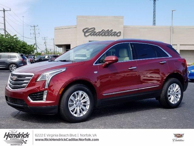 2018 Cadillac XT5 Vehicle Photo in Norfolk, VA 23502