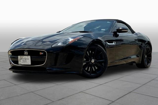 2014 Jaguar F-TYPE Vehicle Photo in Houston, TX 77074