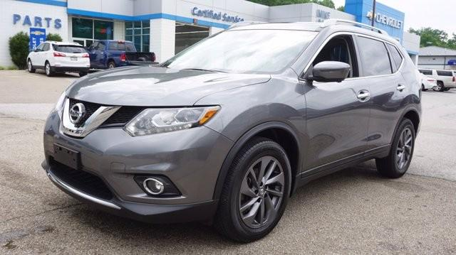 2016 Nissan Rogue Vehicle Photo in MILFORD, OH 45150-1684