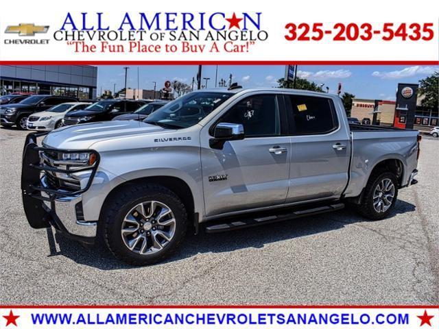 2019 Chevrolet Silverado 1500 Vehicle Photo in SAN ANGELO, TX 76903-5798
