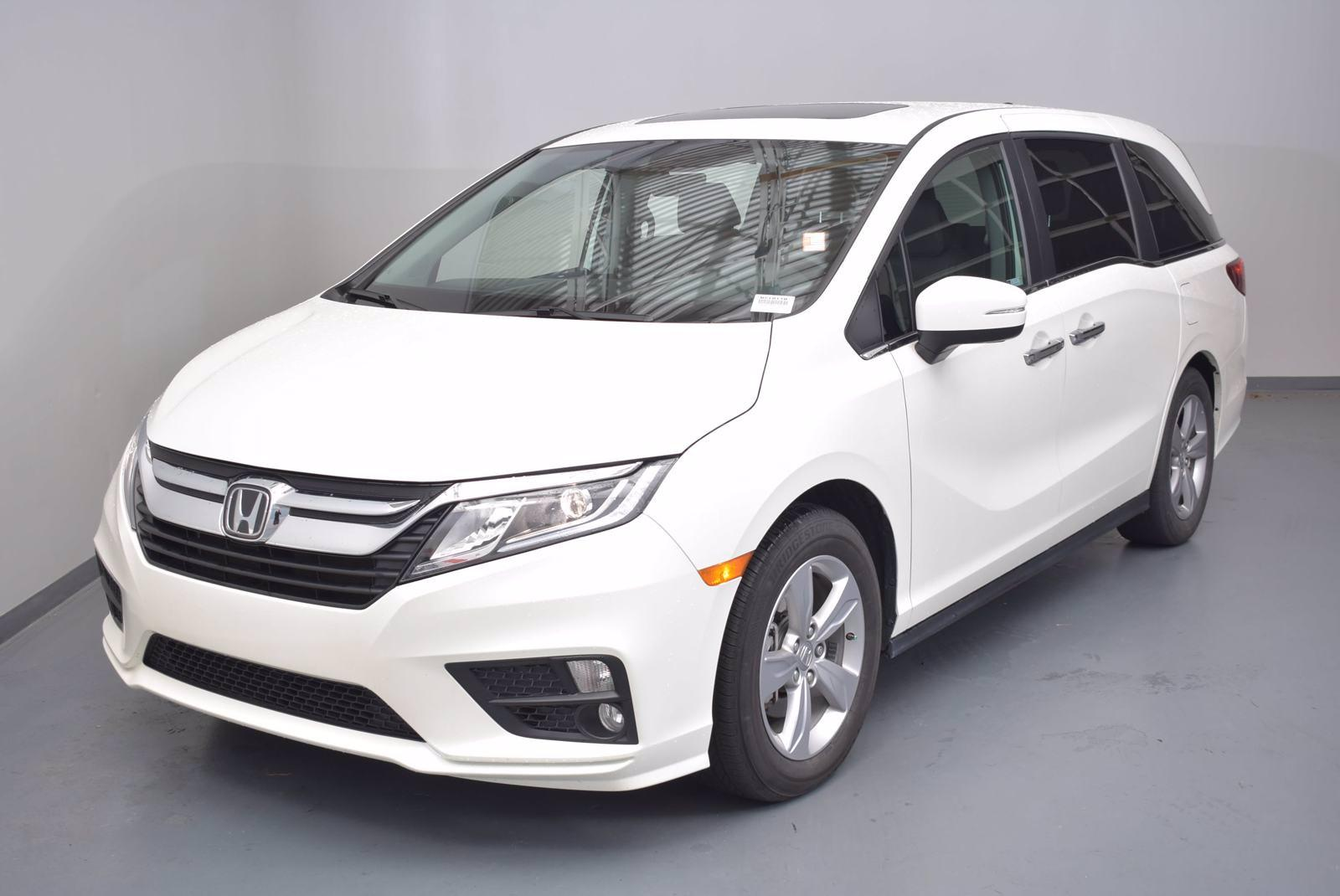 2019 Honda Odyssey Vehicle Photo in Cary, NC 27511