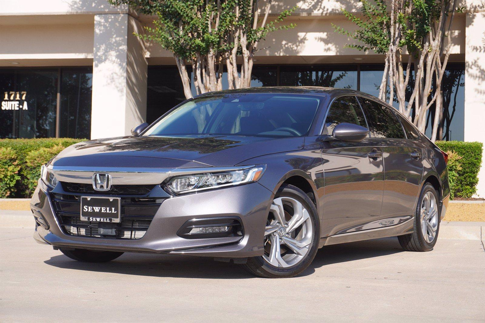 2019 Honda Accord Sedan Vehicle Photo in Grapevine, TX 76051