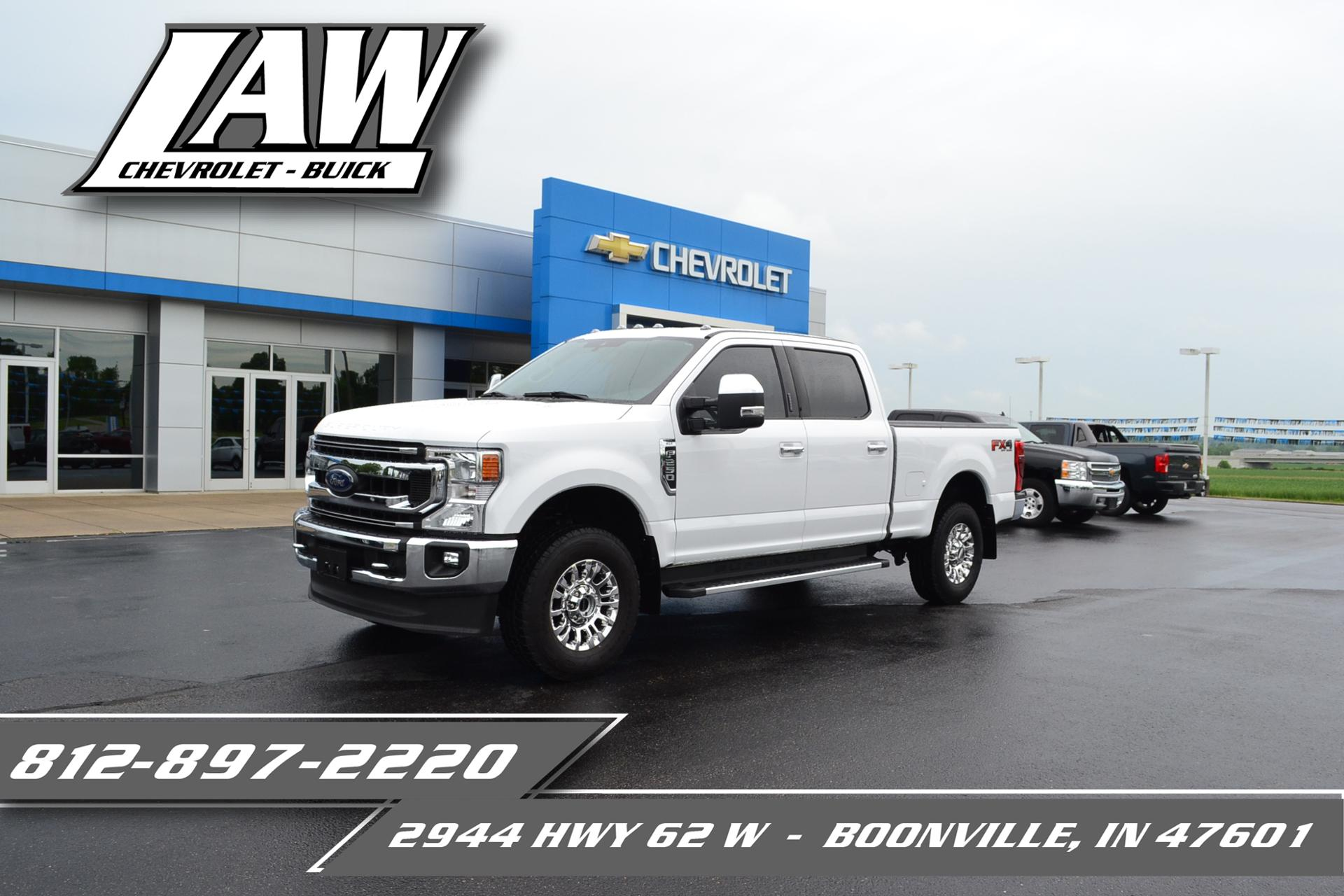 2020 Ford Super Duty F-250 SRW Vehicle Photo in Boonville, IN 47601