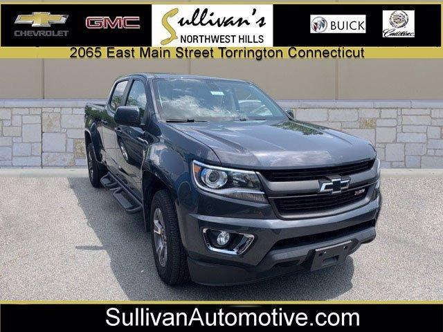 2017 Chevrolet Colorado Vehicle Photo in TORRINGTON, CT 06790-3111