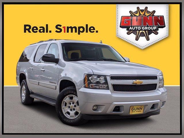 2013 Chevrolet Suburban Vehicle Photo in San Antonio, TX 78230
