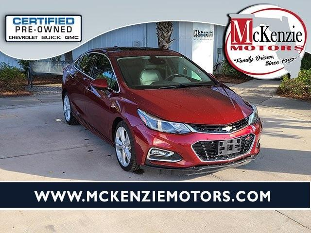 2016 Chevrolet Cruze Vehicle Photo in Milton, FL 32570