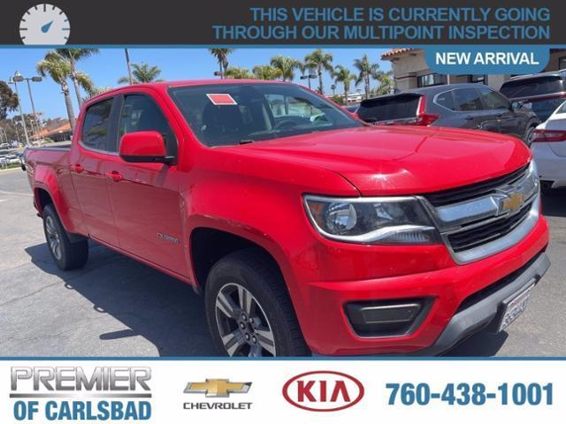 2015 Chevrolet Colorado Vehicle Photo in Carlsbad, CA 92008
