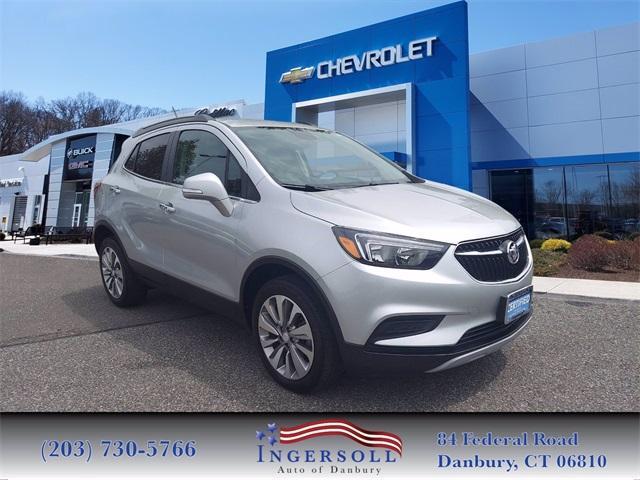 2018 Buick Encore Vehicle Photo in Danbury, CT 06810