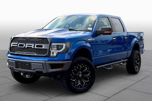 2014 Ford F-150 Vehicle Photo in Houston, TX 77074
