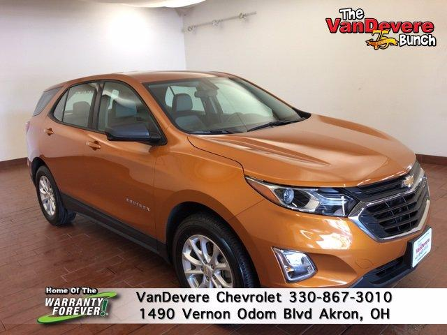 2019 Chevrolet Equinox Vehicle Photo in AKRON, OH 44320-4088