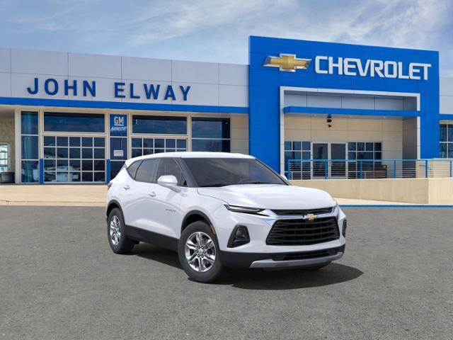 2021 Chevrolet Blazer Vehicle Photo in Englewood, CO 80113