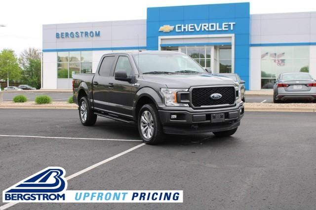 2018 Ford F-150 Vehicle Photo in Middleton, WI 53562