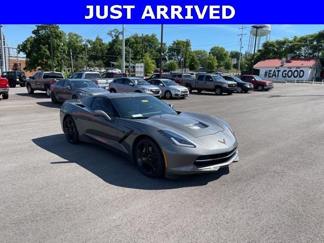 2016 Chevrolet Corvette Vehicle Photo in Clarksville, TN 37040