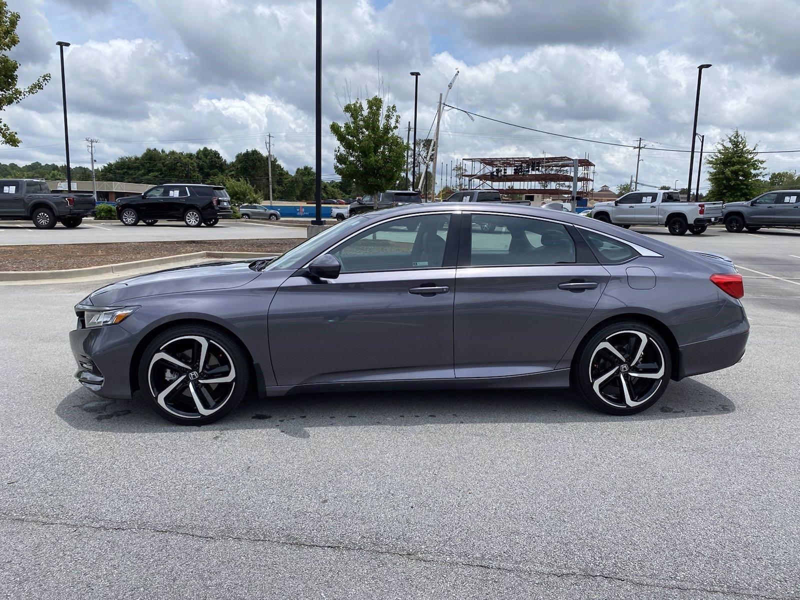 2020 Honda Accord Sedan Vehicle Photo in BUFORD, GA 30518