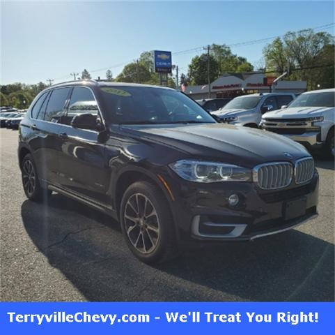 2017 BMW X5 xDrive35i Vehicle Photo in Terryville, CT 06786
