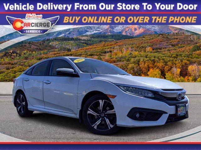 2016 Honda Civic Sedan Vehicle Photo in Colorado Springs, CO 80905