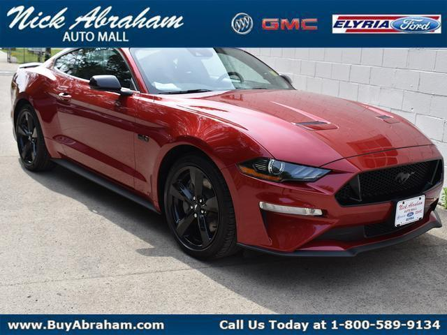 2021 Ford Mustang Vehicle Photo in ELYRIA, OH 44035-6349