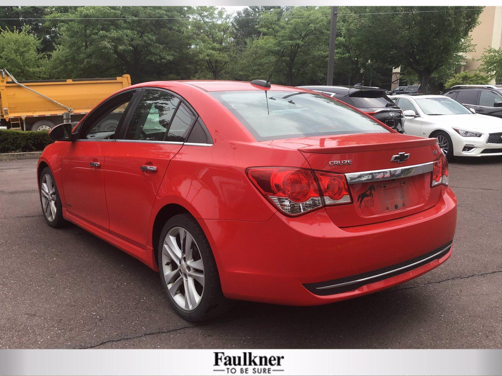 2015 Chevrolet Cruze Vehicle Photo in Willow Grove, PA 19090