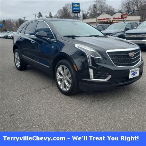 2018 Cadillac XT5 Vehicle Photo in Terryville, CT 06786