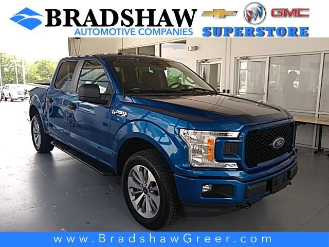 2018 Ford F-150 Vehicle Photo in Greer, SC 29651