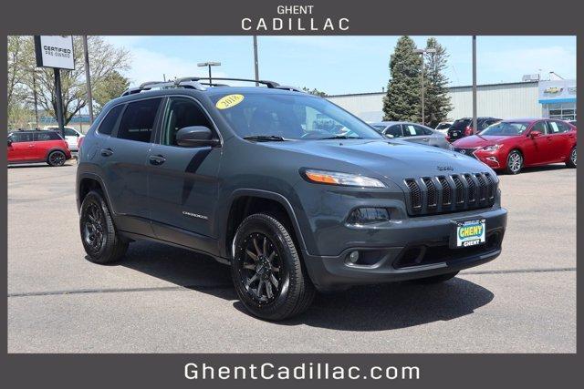 2018 Jeep Cherokee Vehicle Photo in Greeley, CO 80634