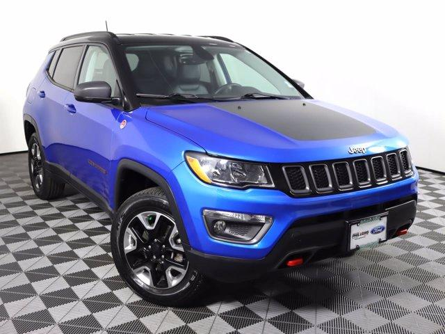 2017 Jeep Compass Vehicle Photo in Colorado Springs, CO 80920