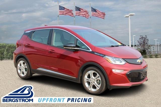 2018 Chevrolet Bolt EV Vehicle Photo in MADISON, WI 53713-3220