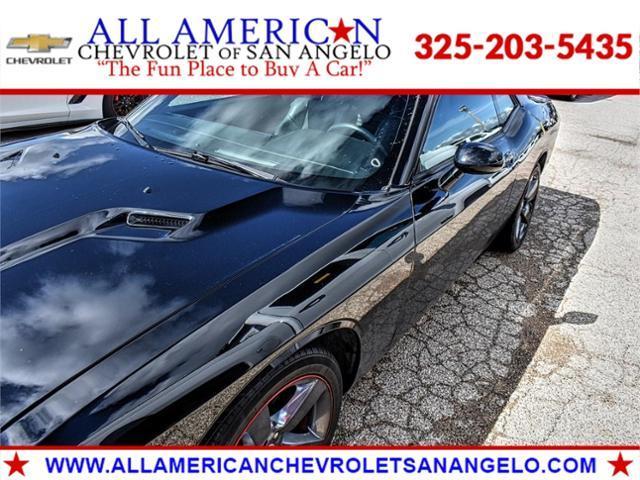 2014 Dodge Challenger Vehicle Photo in SAN ANGELO, TX 76903-5798
