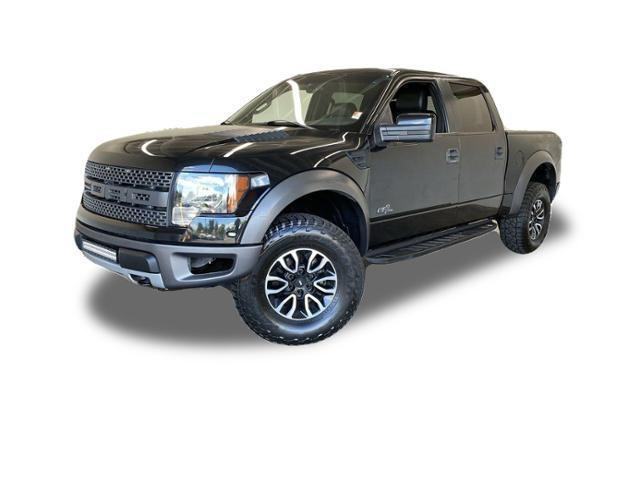 2012 Ford F-150 Vehicle Photo in PORTLAND, OR 97225-3518