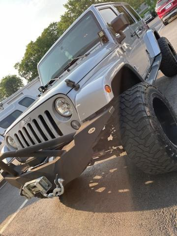 2015 Jeep Wrangler Unlimited Vehicle Photo in COLUMBIA, TN 38401-2432