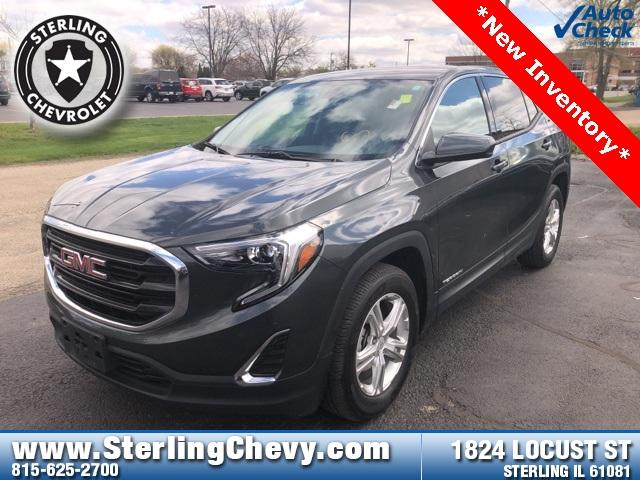 2018 GMC Terrain Vehicle Photo in Sterling, IL 61081