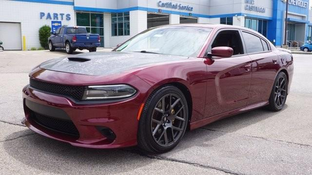 2017 Dodge Charger Vehicle Photo in Milford, OH 45150