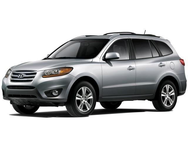 2012 Hyundai Santa Fe Vehicle Photo in Appleton, WI 54913