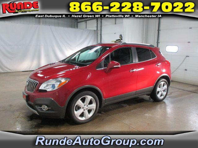 2016 Buick Encore Vehicle Photo in East Dubuque, IL 61025