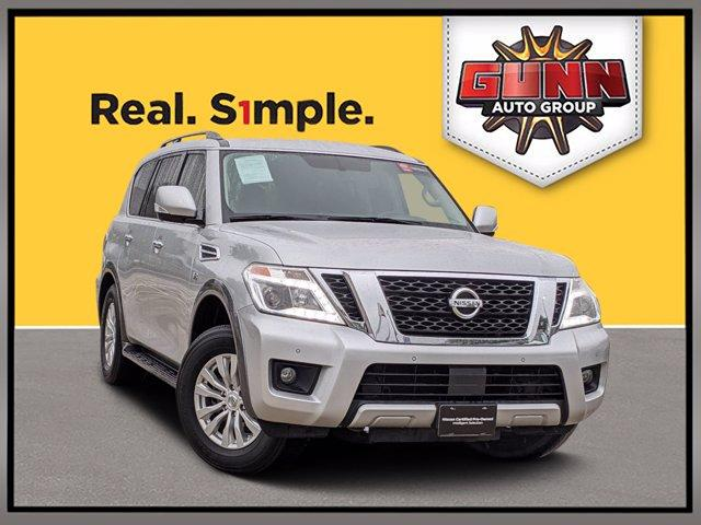 2018 Nissan Armada Vehicle Photo in San Antonio, TX 78209