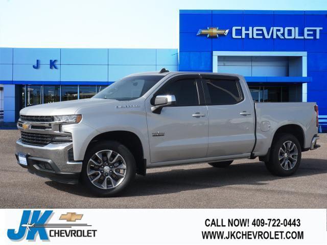 2019 Chevrolet Silverado 1500 Vehicle Photo in NEDERLAND, TX 77627-8017