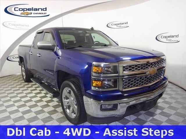 2014 Chevrolet Silverado 1500 Vehicle Photo in BROCKTON, MA 02301-7113