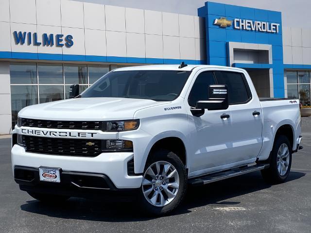 2021 Chevrolet Silverado 1500 Vehicle Photo in Altus, OK 73521