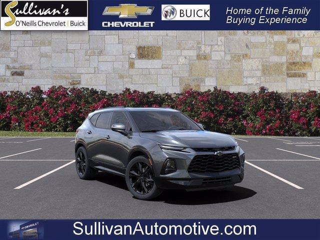 2021 Chevrolet Blazer Vehicle Photo in AVON, CT 06001-3717