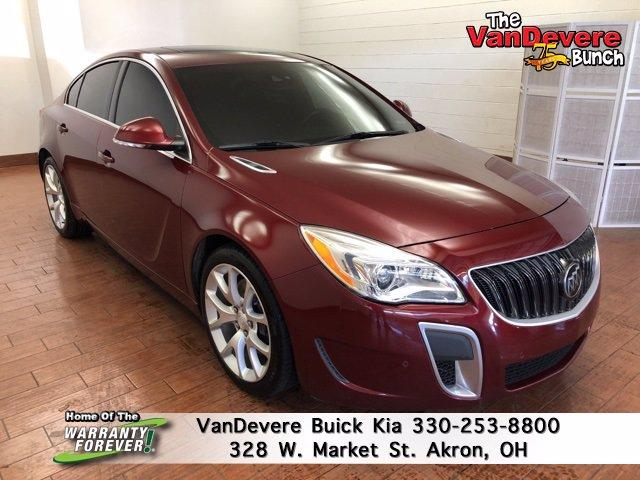 2017 Buick Regal Vehicle Photo in AKRON, OH 44303-2185