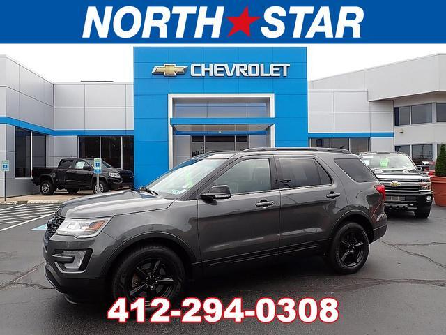 2016 Ford Explorer Vehicle Photo in Moon Township, PA 15108