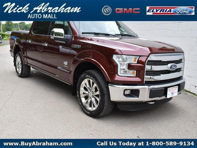 2015 Ford F-150 Vehicle Photo in ELYRIA, OH 44035-6349