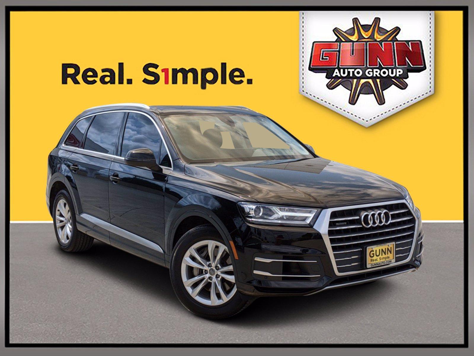 2018 Audi Q7 Vehicle Photo in Selma, TX 78154