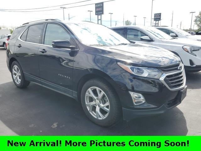 2018 Chevrolet Equinox Vehicle Photo in Depew, NY 14043